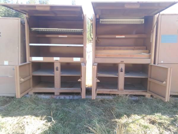 Photo TOOL BOX KNAACK 119 FIELD STATION - $1,200 (tonasket)