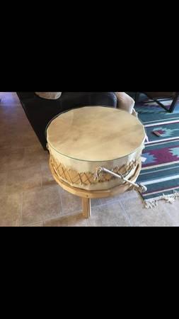 Photo Tribal Drums by Doolittle - $250 (Wenatchee WA)