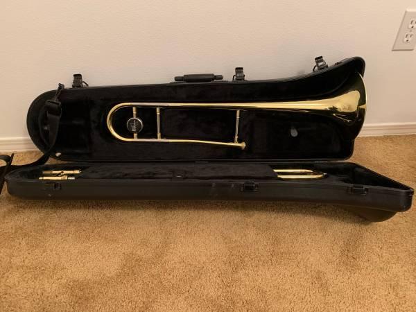 Photo Trombone - $200 (Wenatchee, WA)