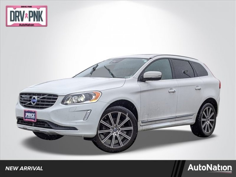 Photo Used 2015 Volvo XC60 AWD T6 Platinum for sale