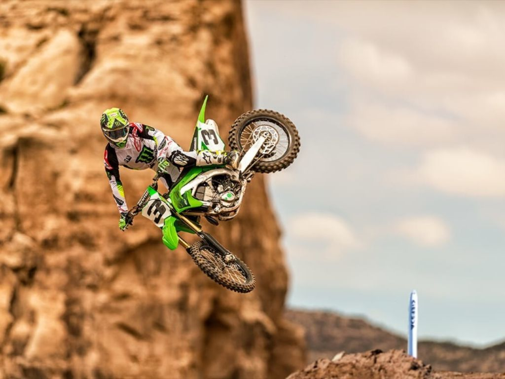 Photo 2020 Kawasaki KX 450 $8299
