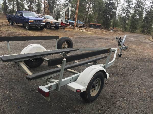 Photo easyloader trailer for sale up to 20 ft boat - $1,500 (SPOKANE)