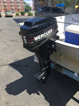 Photo 13 foot boat for sale - $2,000 (west springfield)