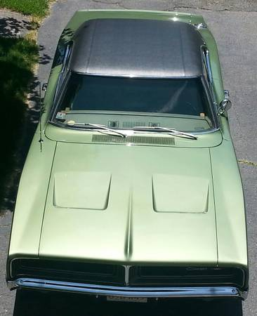 Photo 1968 1969 Dodge Charger new front bumper - $500 (Agawam)