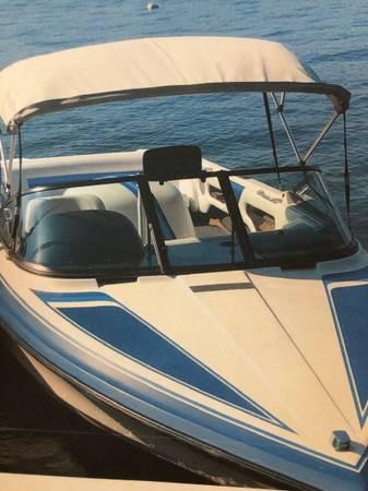 Photo 1996 Malibu Echelon Ski Boat - $11,000 (East Longmeadow)