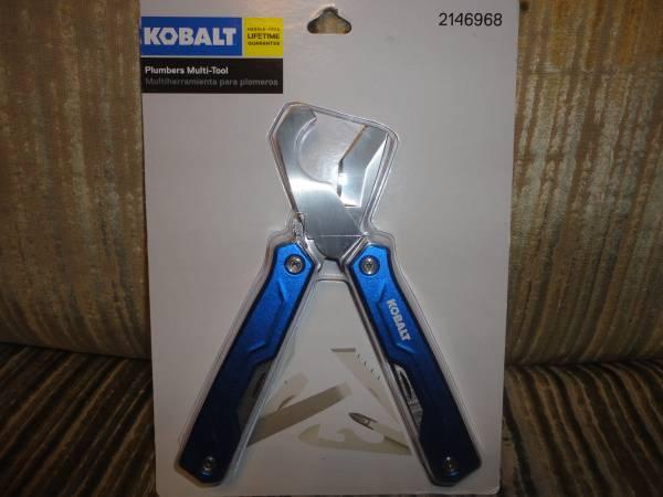 Photo 1 new kobalt plumbers 10 function multi tool 2146968 - $12 (SPRINGFIELD)