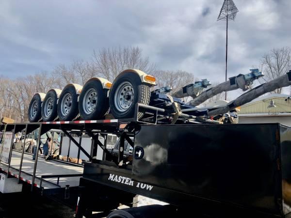Photo 2020 Tow dolly car hauler - $1250 (northton)