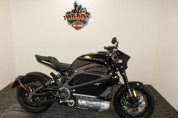 Photo 2020 Used Harley-Davidson LiveWire - $22,500 (Wilkins Harley-Davidson)