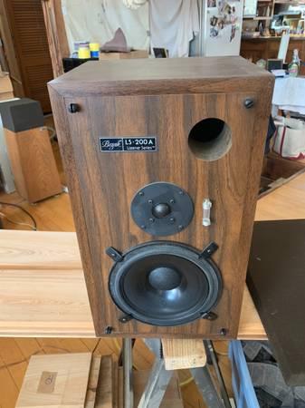Photo BOZAK Speakers - $250 (South Hadley)