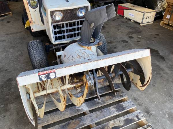 Photo Cub Cadet Two Stage Snow Blower 450 Model Super 1872 2072 1772 1811 - $600 (Ludlow, MA.)