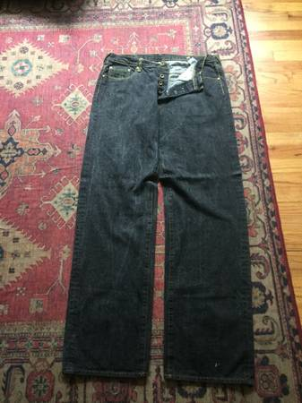 Photo Desirable Martin Ksohoh RMC (Red Monkey) Jeans NEVER WORN - $65 (South Windsor)