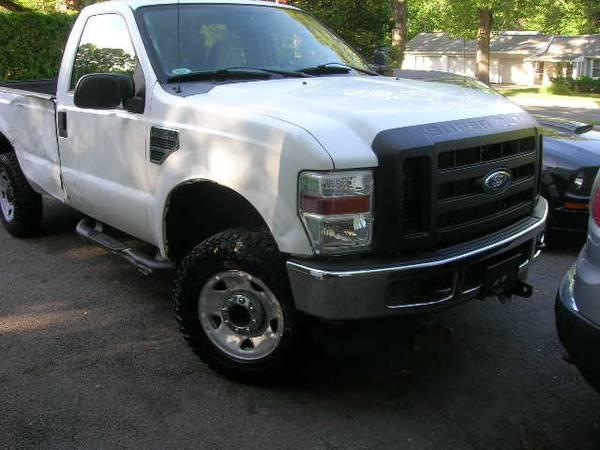 Photo Ford F250 2009 Super Duty - $4,995 (westfield ma)