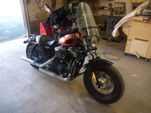 Photo Harley Davidson Sportster 48 - $7,000 (West Chesterfield)