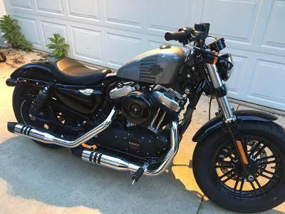 Photo Harley Davidson Sportster 48 - $9,495 (Pittsfield)