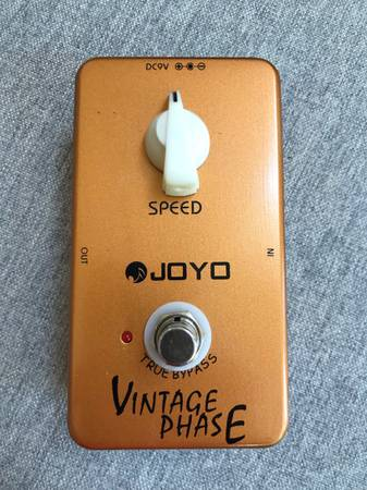 Photo Joyo Vintage Phase pedal - $15 (Amherst)