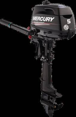 Photo New Mercury Outboard 5 hp sail power 4-stroke - $1,199 (Cohoes, N.Y.)