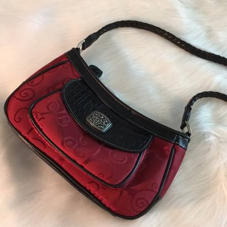 Photo New in Original Packaging - Red and Black purse - $20 (Longmeadow)