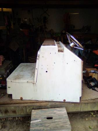 Photo Project center console boat - $250 (Springfield)