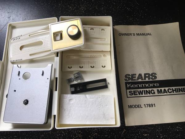 Photo Sears Kenmore sewing machine parts (South Hadley)