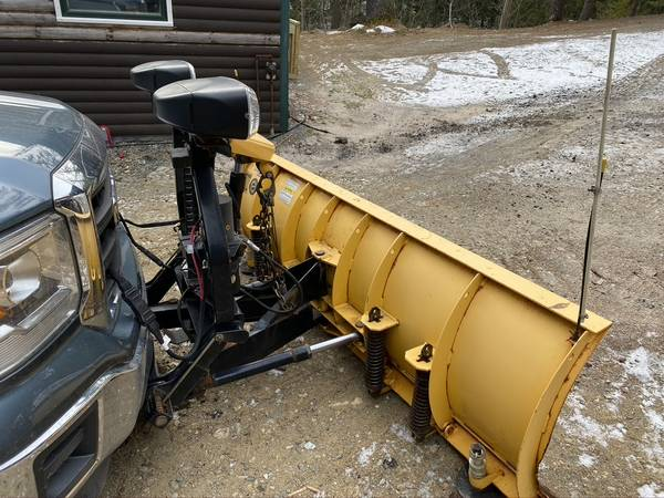 Photo Snow Plow Fisher 7396quot on Minute Mount 2 - $1,500