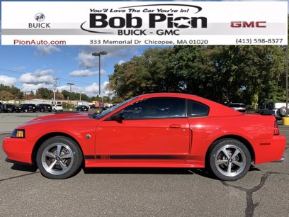 Photo Used 2004 Ford Mustang Mach 1 Coupe for sale