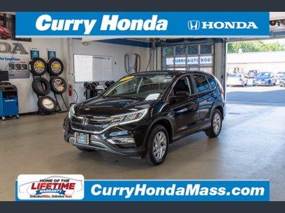 Photo Used 2015 Honda CR-V AWD EX for sale