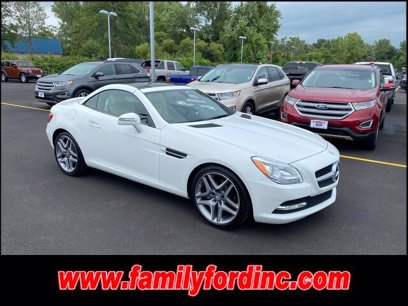 Photo Used 2015 Mercedes-Benz SLK 250  for sale