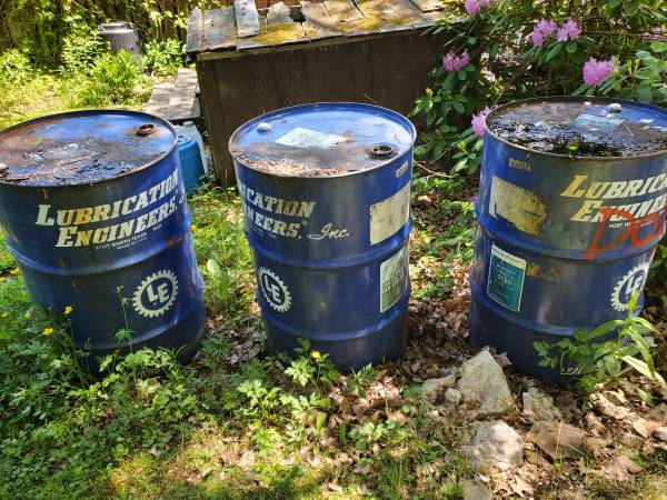 Photo Waste Vegetable Oil WVO Filtered 350 Gal - $150 (Amherst)