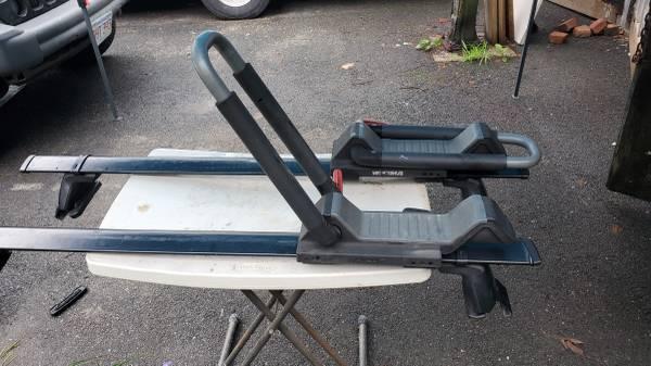 Photo Yakima Roof Rack System - $300 (SHELBURNE FALLS)