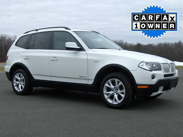 Photo 2010 BMW X3 xDrive30i - AWD, PANO ROOF, HTD LEATHER, ALLOYS, MORE - $8495 (-- DELIVERY SERVICE AVAILABLE --)