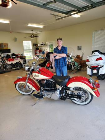 Photo 2002 INDIAN SPIRIT DELUXE - $7,200 (MARBLE HILL, MO)