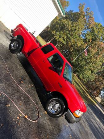 Photo 98 ford ranger XLT stepside - $4,500 (Cadiz)