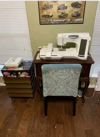 Photo Brother embroidery machine - $700 (Melber)
