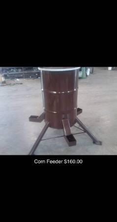 Photo Deer Feeders - $160 (Mt. Juliet)