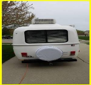 Photo Excellent 17 foot size travel trailer selling now - - $800 (southern IL gt)