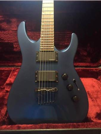 Photo Japanese Jackson Dinky DKMGT with 20 DB Boost  - $650 (Bowling Green)