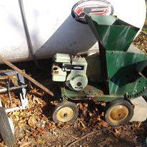 Photo Roto Hoe Chipper - $100