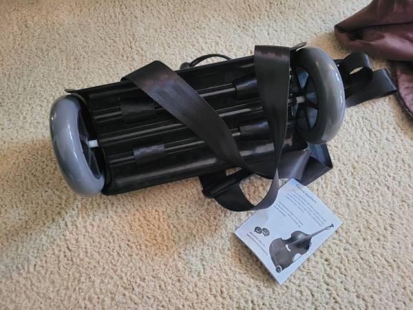 Photo Upright bass buggy - $75 (Bowling Green)
