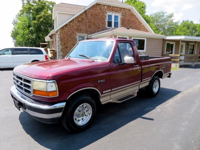 Photo Used 1996 Ford F150 2WD Regular Cab for sale