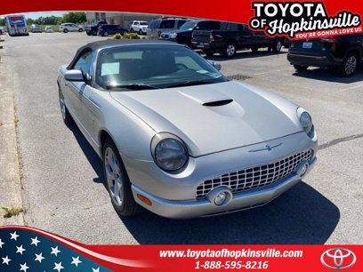 Photo Used 2005 Ford Thunderbird  for sale