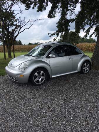 Photo VW Beetle, 2001 Diesel Beetle - $3800 (Dukedom)