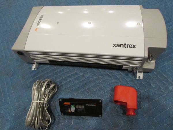 Photo Xantrex Freedom HF 1000 Inverter Charger Remote Control Panel - $200 (paducah, ky)