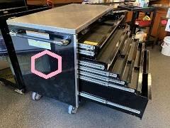 Photo tool box tool box - $604 (Snap on classic 54)
