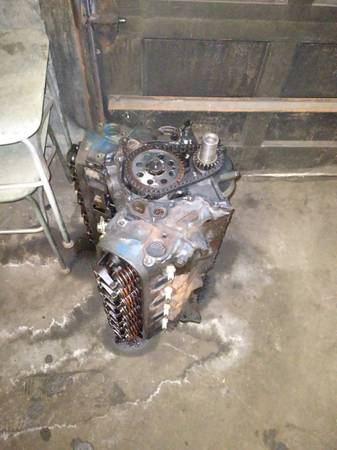 Photo 1971 ford 302 engine - $400 (Somerset)