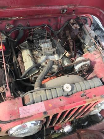 Photo 1980 CJ7 Jeep - $1500
