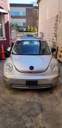 Photo 1999 Volkswagen Beetle - $2,000 (Hagerstown)