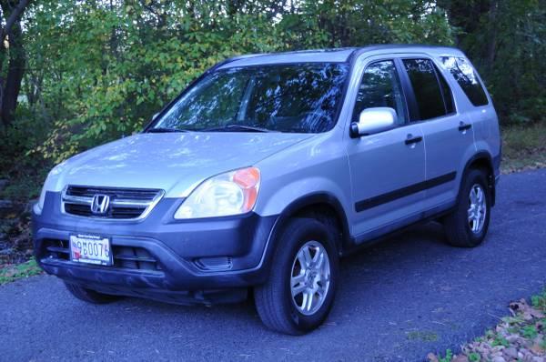Photo 2003 Honda CR-V EX with AWD - $6,200 (Williamsport)