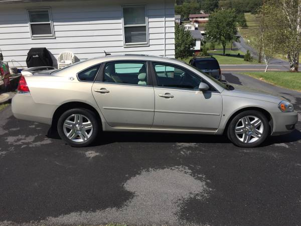 Photo 2008 Chevy Impala - $5,150 (Cumberland)