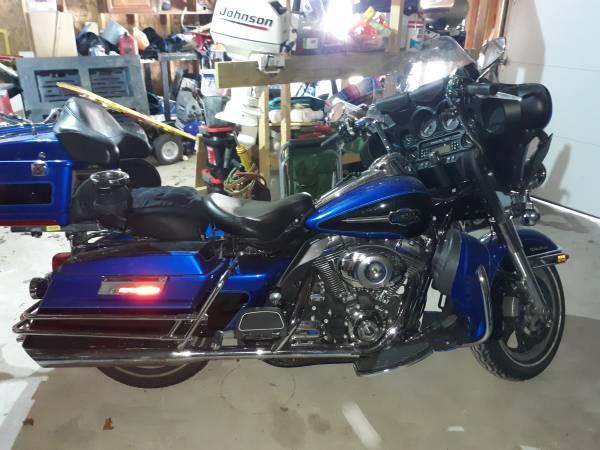 Photo 2008 Harley Davidson Ultra Classic - $12,000 (Dubois)