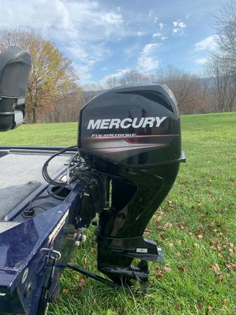 Photo 2019 Bass tracker pro 170 - $15,000 (Charles Town)